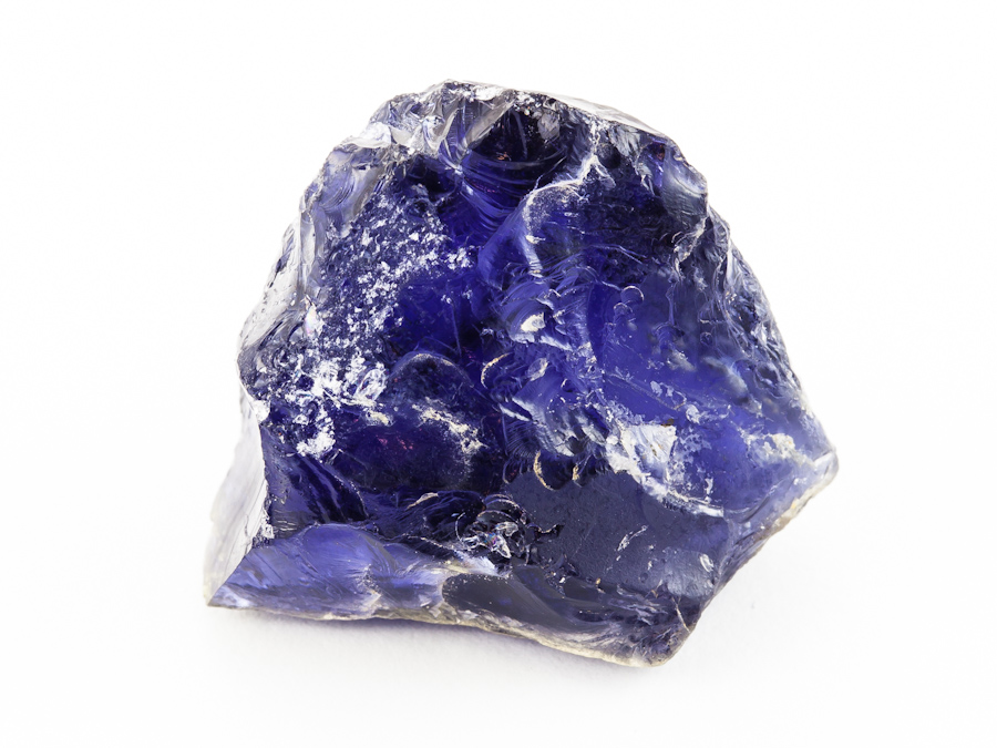 42 75ct iolite glitters gemstones